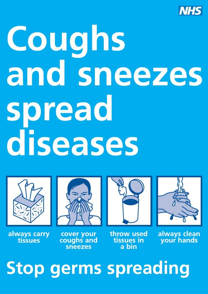 1. public health posters
