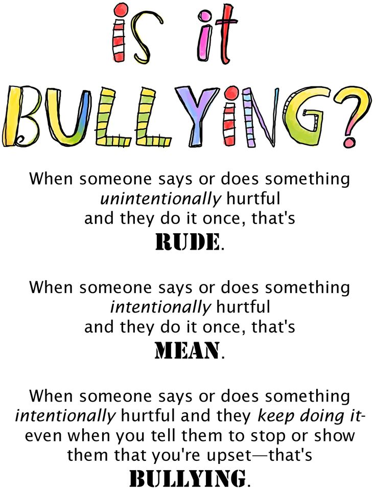 By Photo Congress || S t o p  Acronym Bullying