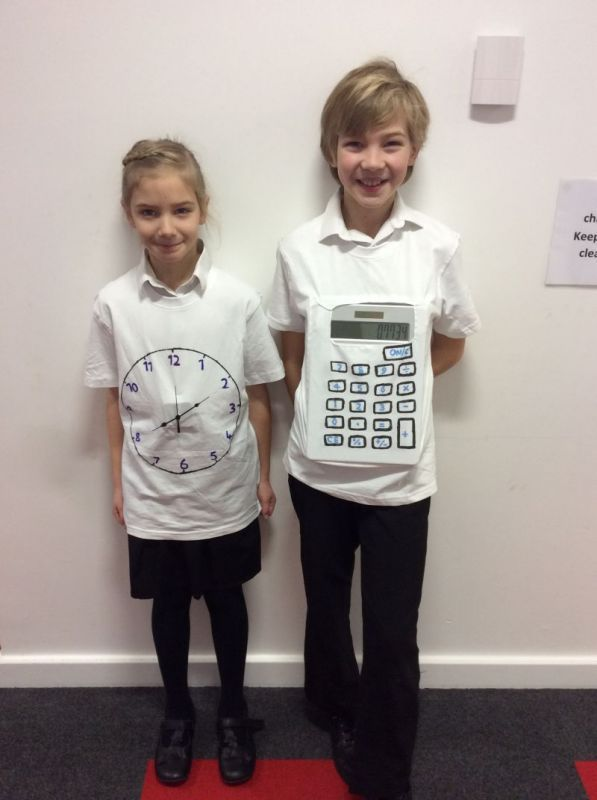 NSPCC Number Day 2017 - Lawford Mead Primary School